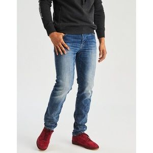 American Eagle Slim Straight Extreme Flex Jean 232